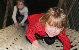 Experience indoor play with a twist in Bournemouth