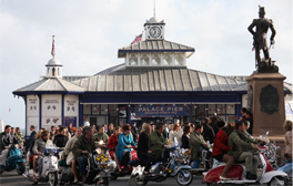 Follow in the footsteps of movie makers in Eastbourne