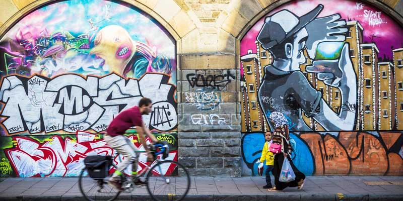 Bristol Street Art Tours.