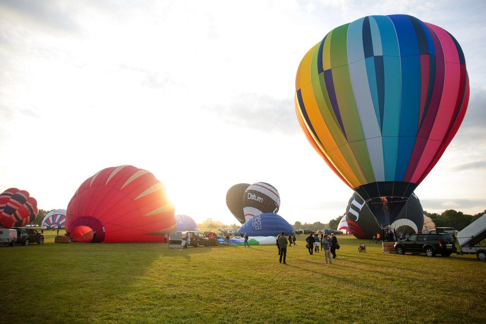 Bristol Balloon Fiesta © VisitBristol
