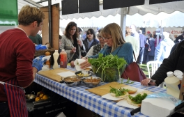 Enjoy the very best local produce Broadstairs Food Festival