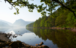 Follow in the footsteps of the Victorians at Buttermere