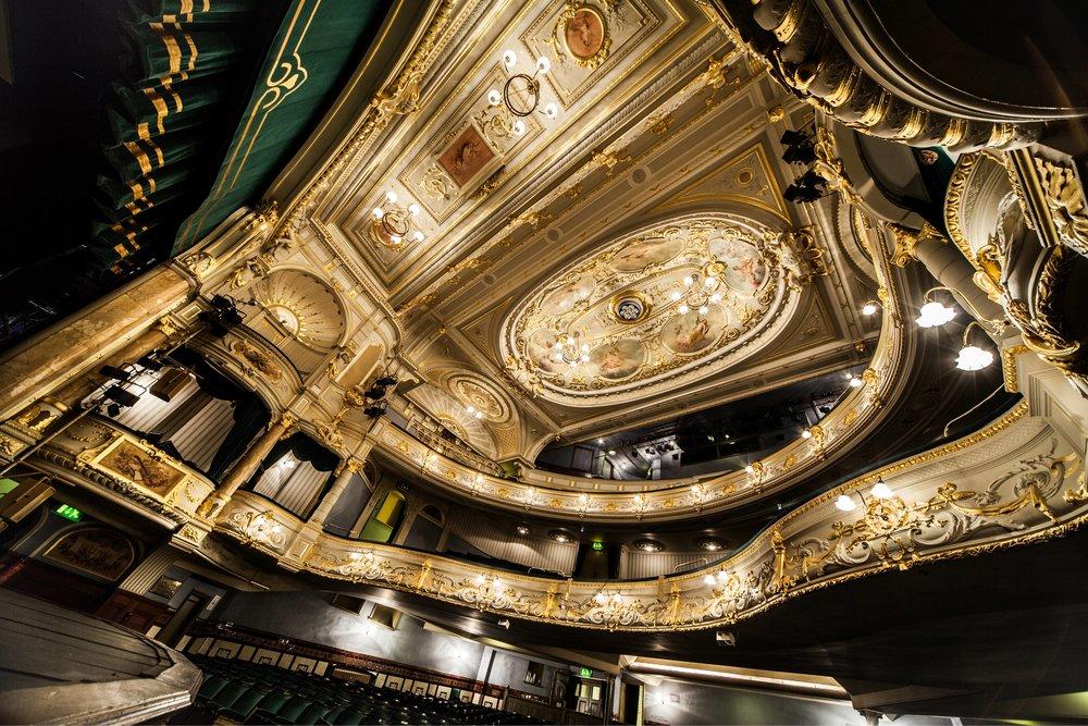 Buxton Opera House Ceiling