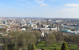 Experience the view from Cabot Tower