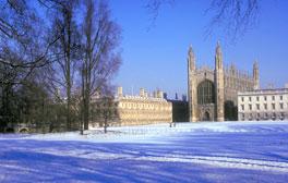 Cambridge evensong