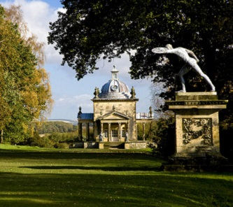 Castle Howard; filming location of ITV's 'Victoria'
