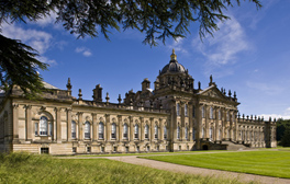 Keeping it in the family at Castle Howard