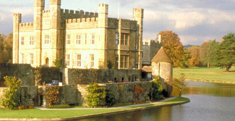Castles and Historic Properties in England