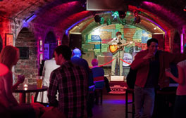 Make a date to twist and shout at the Cavern