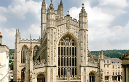 A Champagne Tour of Bath Abbey
