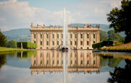 Stately Chatsworth House