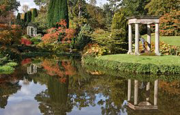 Cholmondeley Castle Gardens, Cheshire (seasonal) (c) VisitEngland