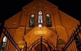 Find modern comfort in a former Methodist church