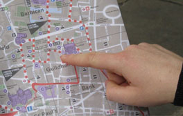 Take a longer look at London with the City Visitor Trail