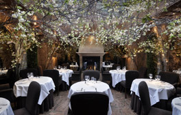 Dine at London's Most Romantic Restaurant, Clos Maggiore