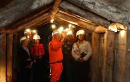 Entdecken Sie verborgene Schätzeim nationalen Kohlebergbau-Museum