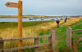 Enjoy the sights and tastes of Amble