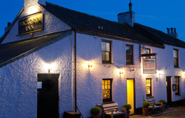 A warm welcome awaits weary travellers at the Victoria Inn