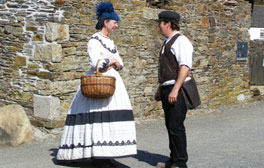 Watch history come to life at Morwellham Quay in Devon