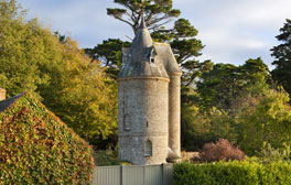 Enjoy a fairytale stay at Truro's Water Tower