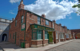 Take a Tour of Manchester's Coronation Street
