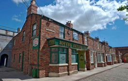 Take a trip down Corrie's iconic cobbles
