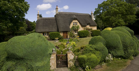 Cotswolds Cottage, England