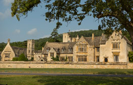 Spoil yourself with a bit of luxury at Ellenborough Hotel