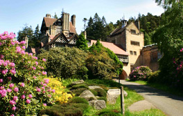 Explore a palace of the Modern Magician at Cragside