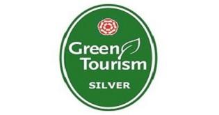 Green Tourism Business Scheme Silver Logo