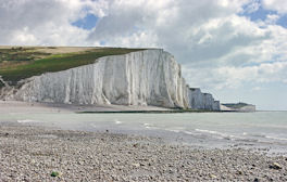 Pack a picnic and explore Cuckmere Valley by bike