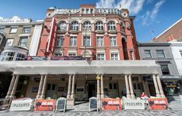 Explore Brighton and Hove's wartime heritage