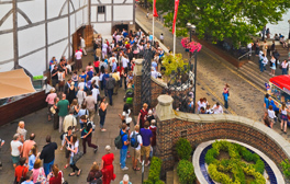 Watch Shakespeare's legacy come alive in Bankside London