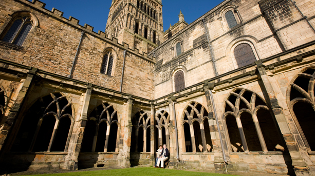 Relive the magic of Harry Potter at Durham Castle | VisitEngland