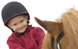 Go horseriding in the Lake District