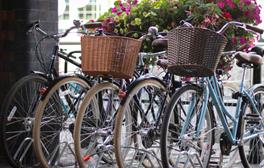 Cycle around Bristol