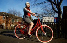 Cycle on the Nottingham City Centre Highlights Trail