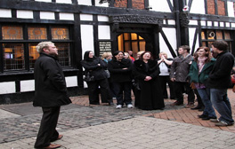 Derby Ghost Walks