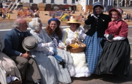 Step back in time at Broadstairs Dickens Festival