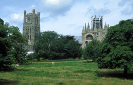 Discover the Isle of Eels in Ely