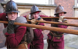 Relive Worcester's experiences during the English Civil War