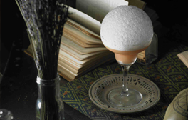 Delve into a world of champagne, cocktails and fine dining