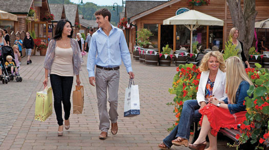 Find the perfect outfit at Trentham Shopping Village