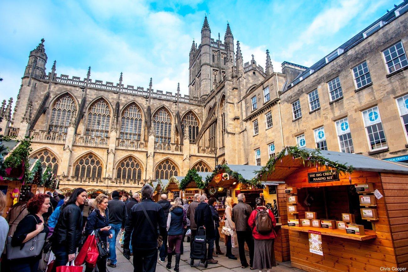 Best festive places for a christmas break