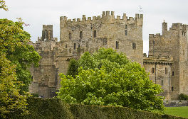 Discover medieval walled gardens at Raby Castle