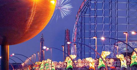 Explore Blackpool