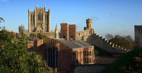 Lincoln and Lincolnshire