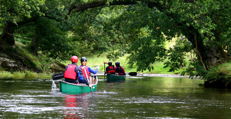 Activities in Nottinghamshire