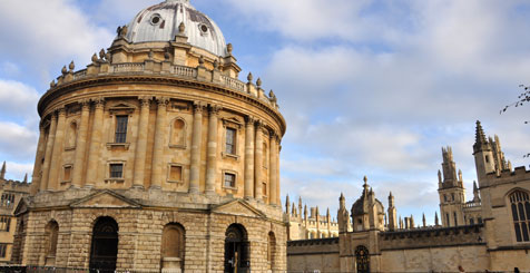 Explore Oxford