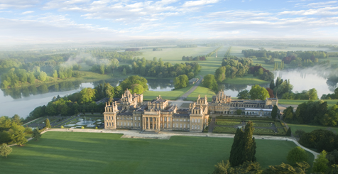 Oxfordshire Stately Home